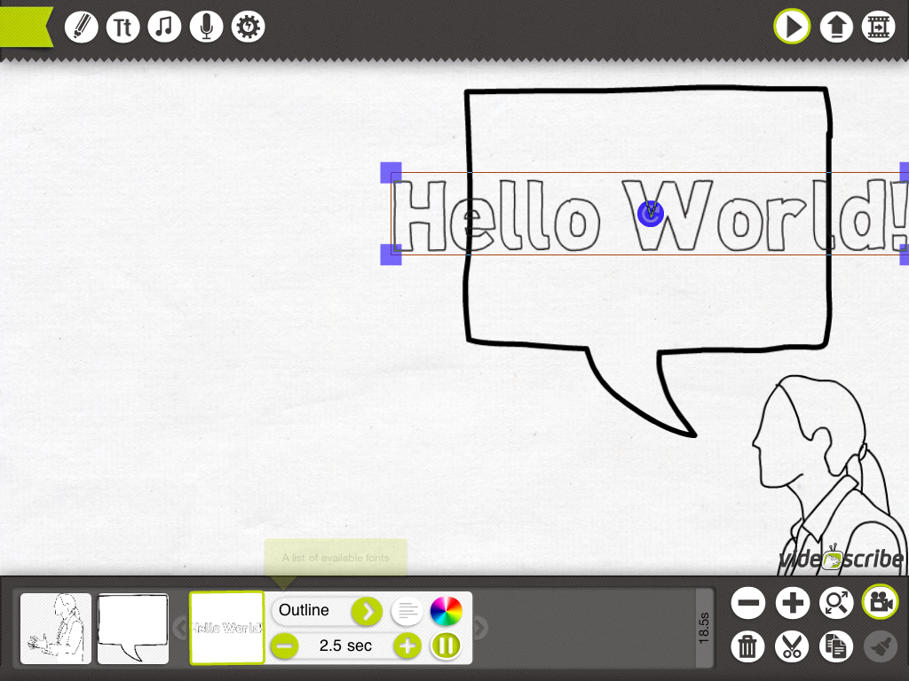 Review: Doodle animation software from VideoScribe | BrightCarbon