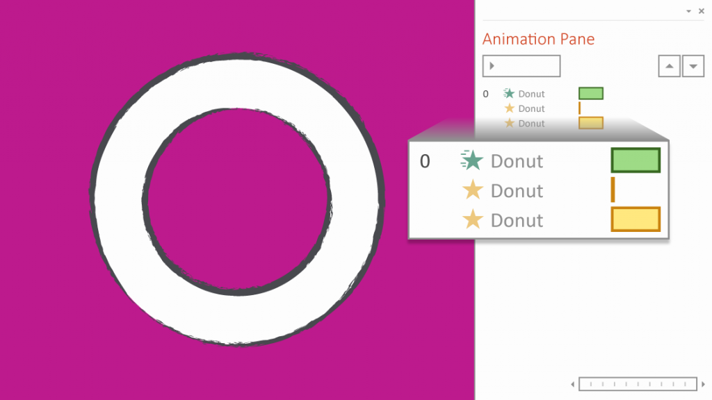 Wheel animation in PowerPoint: How to spin anti-clockwise   BrightCarbon