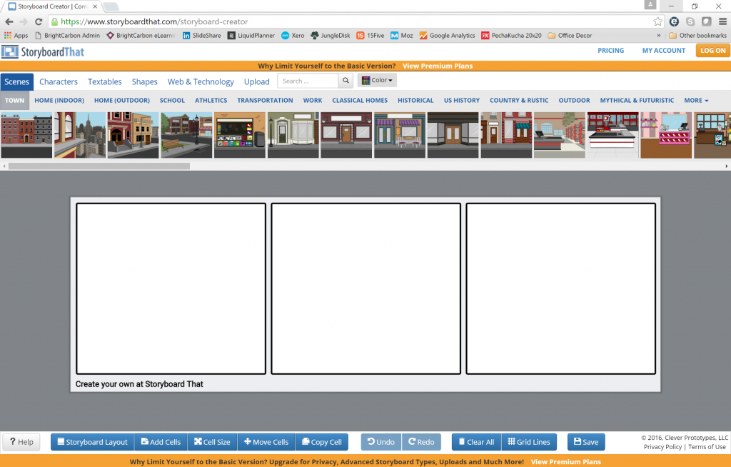 Review Storyboard That Brightcarbon