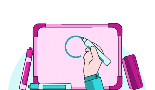 Record whiteboard animation
