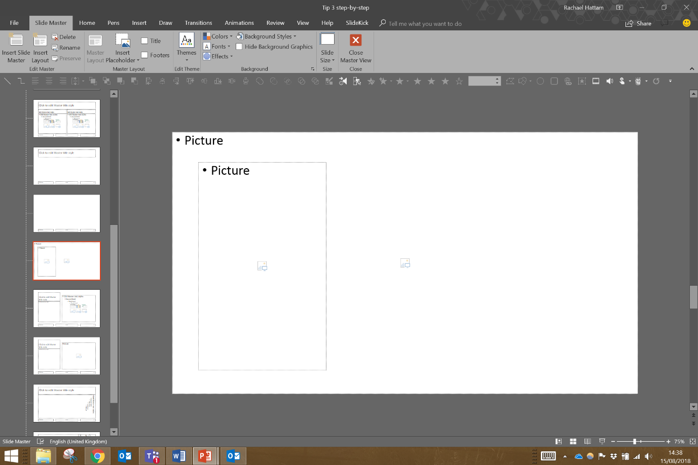powerpoint morph tutorial