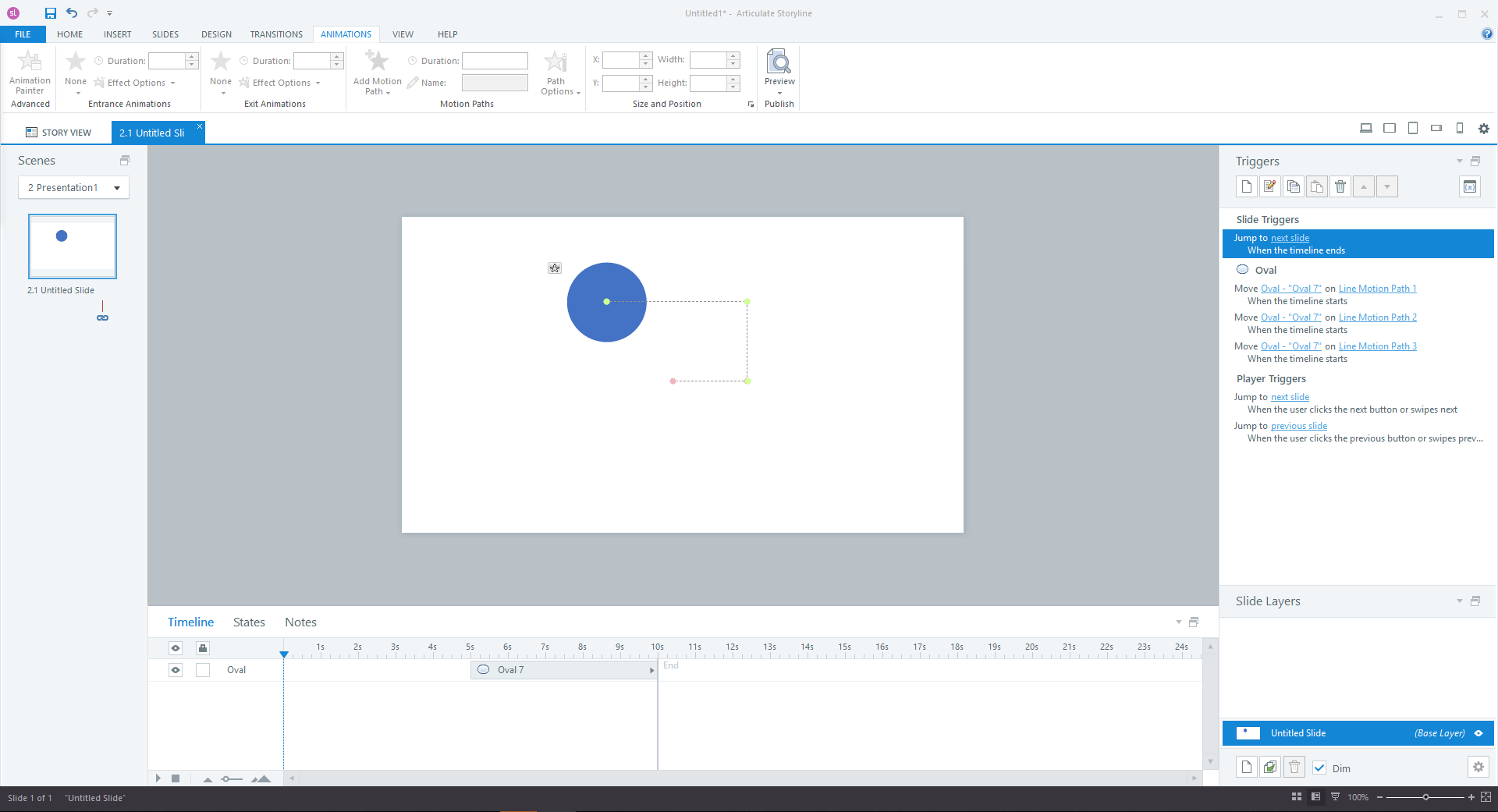 convert powerpoint to storyline
